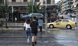 Καιρός: Βροχές και τη Δευτέρα - Δείτε πού θα χτυπήσουν έντονα φαινόμενα