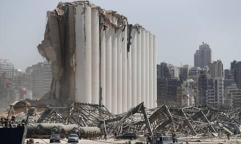 Έκρηξη στη Βηρυτό: Εξανεμίζονται οι ελπίδες για τον εντοπισμό επιζώντων