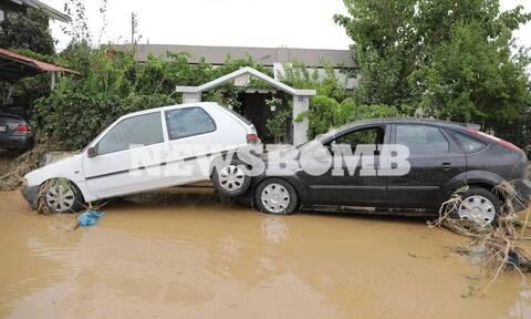Εύβοια: Πλημμύρισε το σπίτι του δημάρχου Διρφύων – Πώς σώθηκε η οικογένειά του