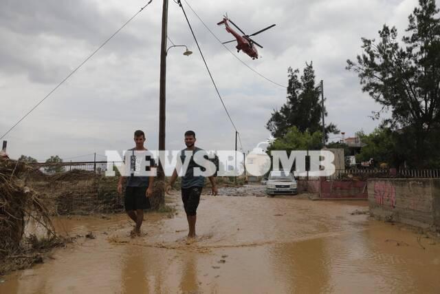 Εύβοια: Δεν έχει τέλος η τραγωδία - Νεκρή εντοπίστηκε μία γυναίκα - Στα 6 τα θύματα - Newsbomb - Ειδησεις