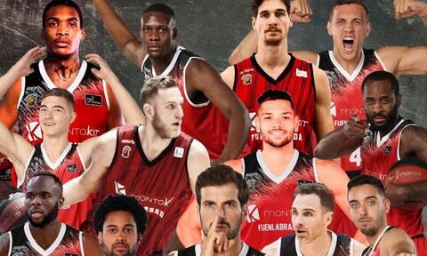 Liga Endesa: Πέντε μέλη της Φουενλαμπράδα θετικά στον κορονοϊό!