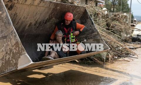 Τραγωδία στην Εύβοια: Θρήνος και καταστροφή - Επτά νεκροί και ένας αγνοούμενος