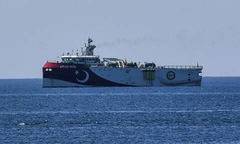 Σε επιφυλακή οι Ένοπλες Δυνάμεις: Κινητικότητα του τούρκικου στόλου - Ετοιμάζει έξοδο το Oruc Reis;