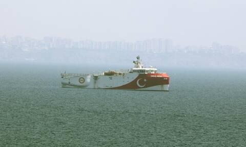 Σε πλήρη ετοιμότητα το Πολεμικό Ναυτικό - Παρακολουθεί τις κινήσεις των Τούρκων