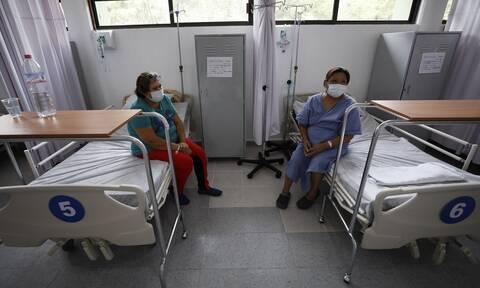 Μεξικό: 292 θάνατοι και 4.376 κρούσματα μόλυνσης σε 24 ώρες