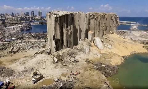 Βηρυτός: Άνοιξε κρατήρας 43 μέτρων στο σημείο της έκρηξης!