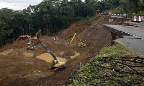 Τραγωδία στον Παναμά: Υπερχείλισε ποταμός και παρέσυρε στον θάνατο 11μελή οικογένεια