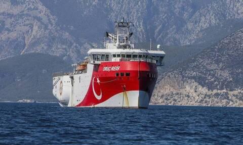 Συναγερμός ξανά στο Αιγαίο: Η Τουρκία βγάζει το Oruc Reis για έρευνες - Νέα προκλητική Navtex