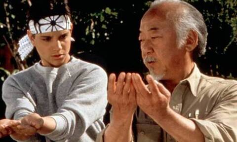 To Karate Kid έγινε 58 ετών και... δεν μεγαλώνει!