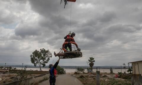Πλημμύρες Εύβοια: Βρέθηκε πτώμα άντρα σε παραλία στους Αγίους Αποστόλους