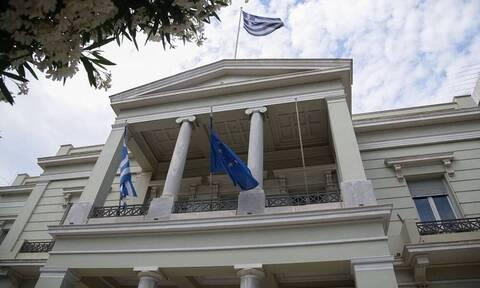 Αυστηρό μήνυμα ΥΠΕΞ στην Άγκυρα: Δεν δεχόμαστε εκβιασμούς - Τερματίστε τις παράνομες ενέργειες
