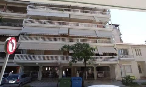 Λάρισα: Γυναίκα έπεσε από τον τρίτο όροφο πολυκατοικίας