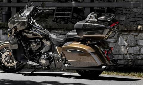 Αυτή η μοτοσικλέτα εκπέμπει... τεστοστερόνη!