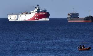 H Τουρκία απαντά στην Ελλάδα με νέα αντι-Navtex - Πού βρίσκεται το Oruc Reis