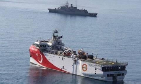 Προκαλεί ο Ακσόι: Όποιος νομίζει ότι του ανήκει η Μεσόγειος θα απογοητευτεί