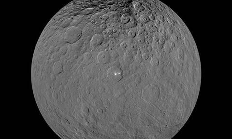 Ο πλανήτης Δήμητρα είναι άλλος ένας υπόγειος ωκεάνιος κόσμος, σύμφωνα με νέα στοιχεία