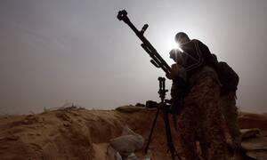 Λιβύη: Ο στρατός του Χαφτάρ βύθισε σκάφος με μισθοφόρους της Τουρκίας