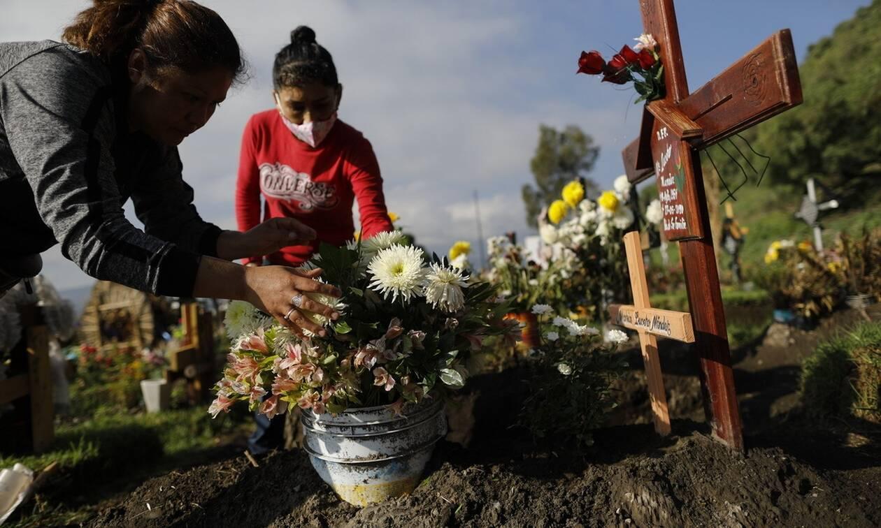 Κορονοϊός στο Μεξικό: 705 νεκροί και 5.558 κρούσματα μόλυνσης σε 24 ώρες