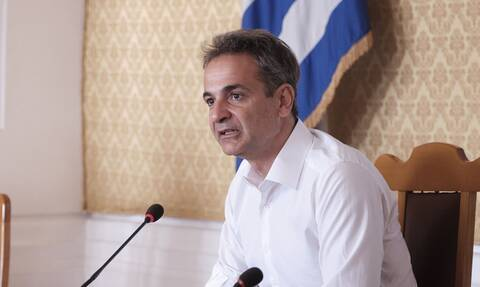Ελληνοτουρκικά: Ο Μητσοτάκης ενημερώνει τους πολιτικούς αρχηγούς