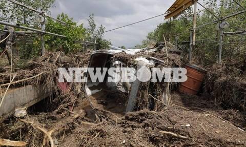 Εύβοια: Μετρούν τις πληγές τους οι κάτοικοι - Σήμερα το χρονοδιάγραμμα των αποζημιώσεων