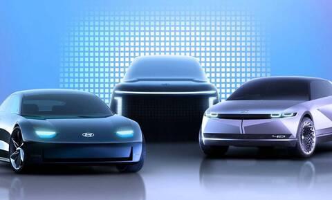 Η Ioniq θα είναι η υπο-μάρκα των ηλεκτρικών Hyundai