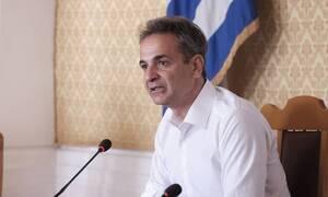 Мицотакис проинформировал генсеркетаря НАТО о последних событиях в восточном Средиземноморье