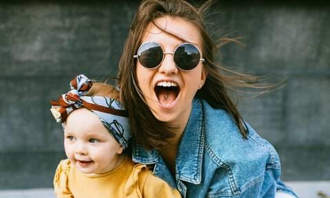 Γιατί δεν μπορεί μια μαμά να είναι τέλεια