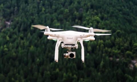 Πήγε να παραδώσει παραγγελία με drone αλλά την πάτησε άσχημα (vid)