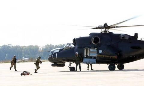 Κύπρος: 4 ισραηλινά ελικόπτερα στην Πάφο
