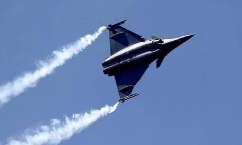 Κύπρος: Πάνω από την ΑΟΖ πέταξαν δύο γαλλικά μαχητικά αεροπλάνα