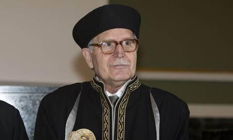 Πέθανε ο ποιητής Ντίνος Χριστιανόπουλος