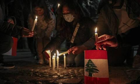 Βηρυτός ώρα 18:08: Ενός λεπτού σιγή στη μνήμη των θυμάτων της φονικής έκρηξης