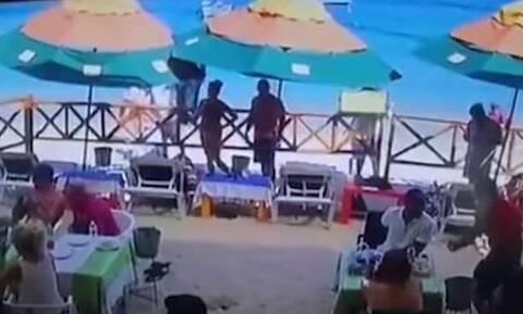 Φρικτό δυστύχημα στο Μεξικό: Τζετ σκι εισβάλλει σε εστιατόριο - Εικόνες-σοκ