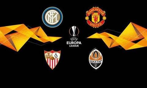 Europa League: Και τώρα… οι τέσσερις τους – Το πρόγραμμα των ημιτελικών (videos)