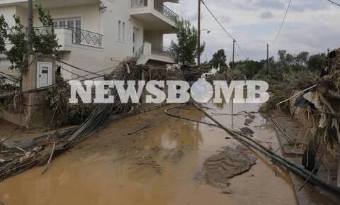 Πλημμύρες Εύβοια: Αυτό είναι το ζευγάρι που βρήκε τραγικό θάνατο στα λασπόνερα