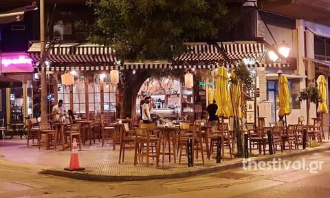 Κορονοϊός: Διασκέδαση με... ωράριο - Άδειασαν εστιατόρια και μπαρ τα μεσάνυχτα