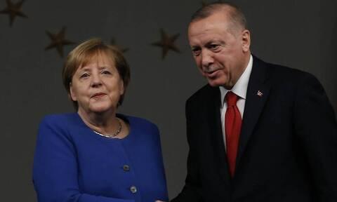 SABAH: Επικοινωνία Ερντογάν - Μέρκελ εντός της εβδομάδας