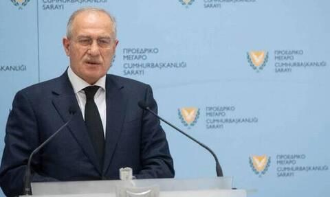 Κύπρος - Κούσιος: «Υπάρχει συνεχής επαφή Αθήνας - Λευκωσίας»
