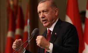 Ο Ερντογάν μας έστειλε μήνυμα στα... ελληνικά - Δείτε το βίντεο!