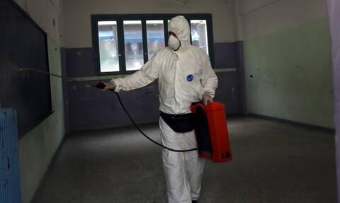 Κορονοϊός: Κατέληξε γυναίκα στη Λάρισα - Στους 215 οι νεκροί στην Ελλάδα