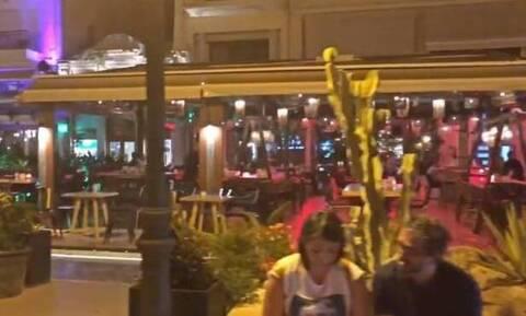 Το απόλυτο... ξενέρωμα: Δείτε τι έγινε μόλις η ώρα πήγε 12:01 (video)