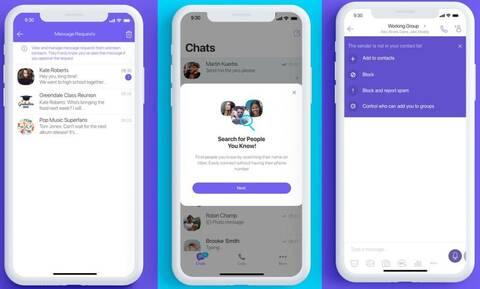 Η Rakuten Viber παρουσιάζει νέα εργαλεία για να καταπολεμήσει το spamming εντός της πλατφόρμας