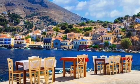 To πιο γραφικό νησί στα Δωδεκάνησα (pics+vids)