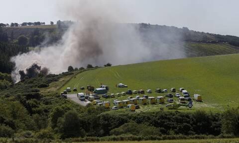 Σκωτία: Τρεις νεκροί από τον εκτροχιασμό τρένου (pics+vid)