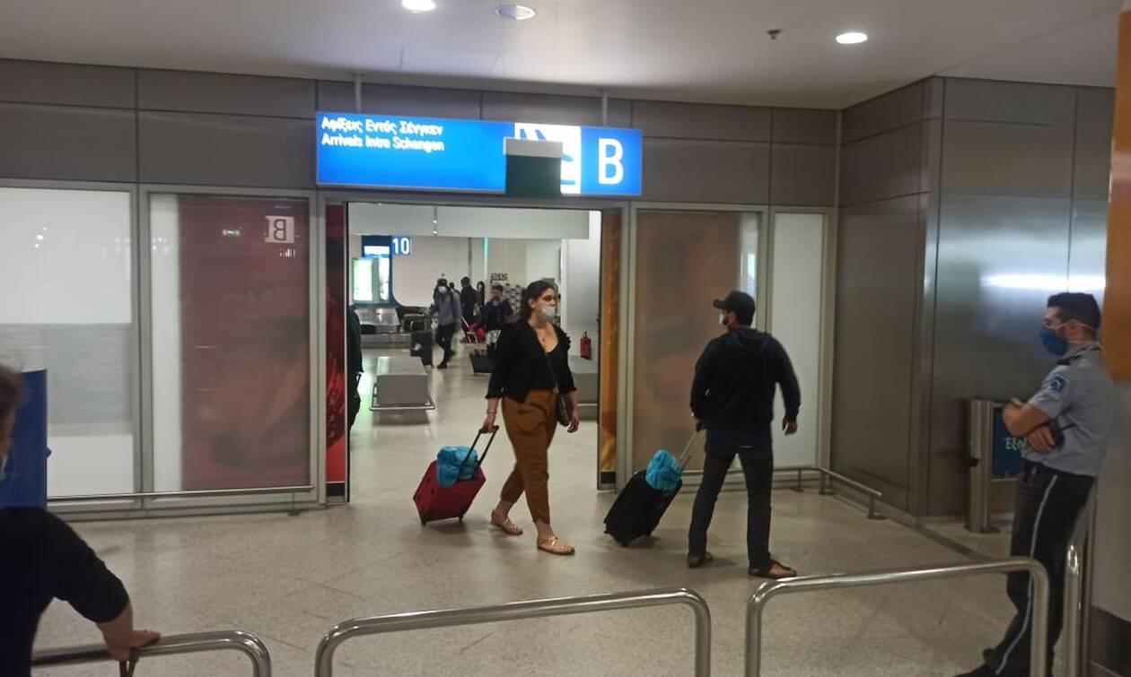 Κορονοϊός - Νέα ΝΟΤΑΜ: Τι αλλάζει στις πτήσεις έως 31 Αυγούστου