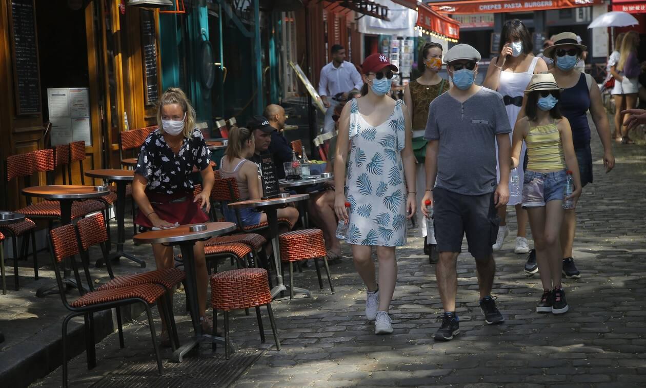 Κορονοϊός - Γαλλία: 2.524 κρούσματα σε 24 ώρες - Αριθμός ρεκόρ μετά την άρση του lockdown