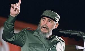 Σαν σήμερα το 1926 γεννιέται ο Φιντέλ Κάστρο