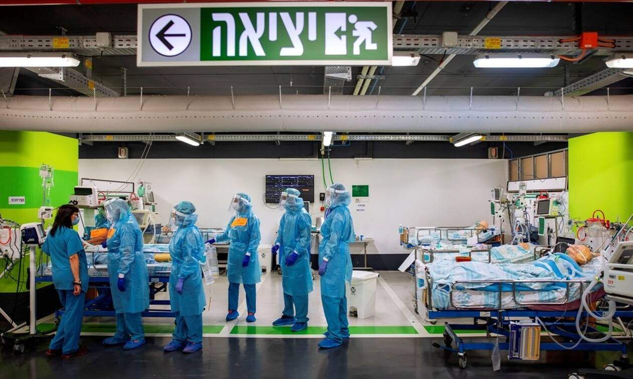 Κορονοϊός - Ισραήλ: Αρνητικό ρεκόρ 17 θανάτων εξαιτίας της COVID-19 - 1.558 νέα κρούσματα