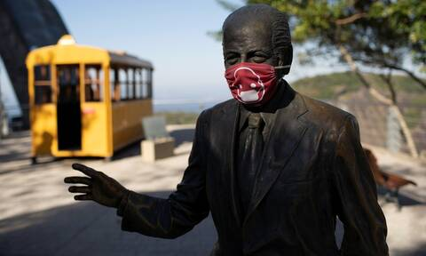 Κορονοϊός - Βραζιλία: Αλλοι 1.175 νεκροί και 55.155 κρούσματα σε 24 ώρες