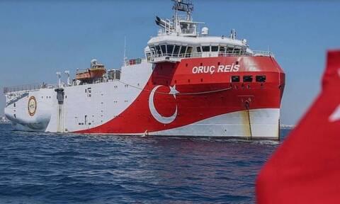 Oruc Reis: Έκανε στροφή 180 μοιρών - Επιστρέφει στην ελληνική υφαλοκρηπιδα;